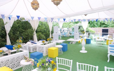 Private Summer Garden Party